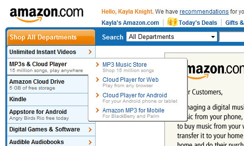 amazon navigation - Copy